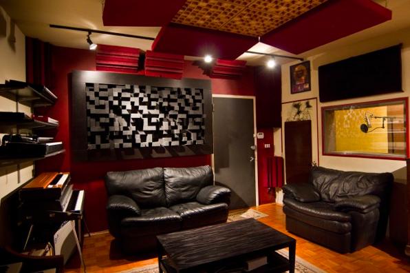 Metaphonic recording studio mad studio interns for The family room recording studio